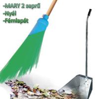Kültéri hulladékgyűjtő szett