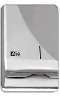 TTS Aura kéztörlő papír adagolók