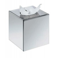 Cosmetic Cube kozmetikai kendő adagoló ABS króm