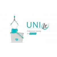TTS Uni Jr felmosórendszer moppal